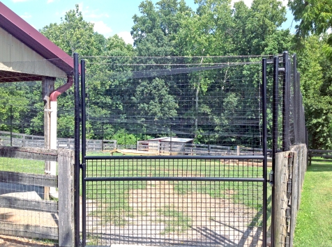 Farm and Equine Services Enclosure 1