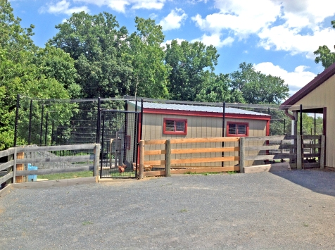 Farm and Equine Services Enclosure 3