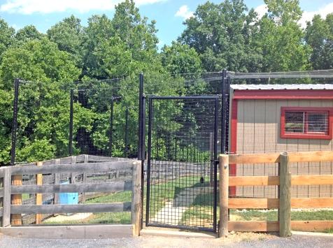 Farm and Equine Services Enclosure 4
